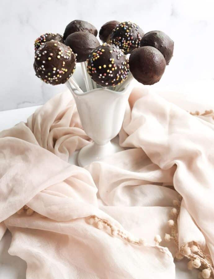 PALEO Cake Pops