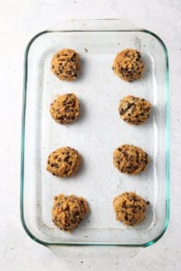 paleo olive oil cookies with chocolate chips 3