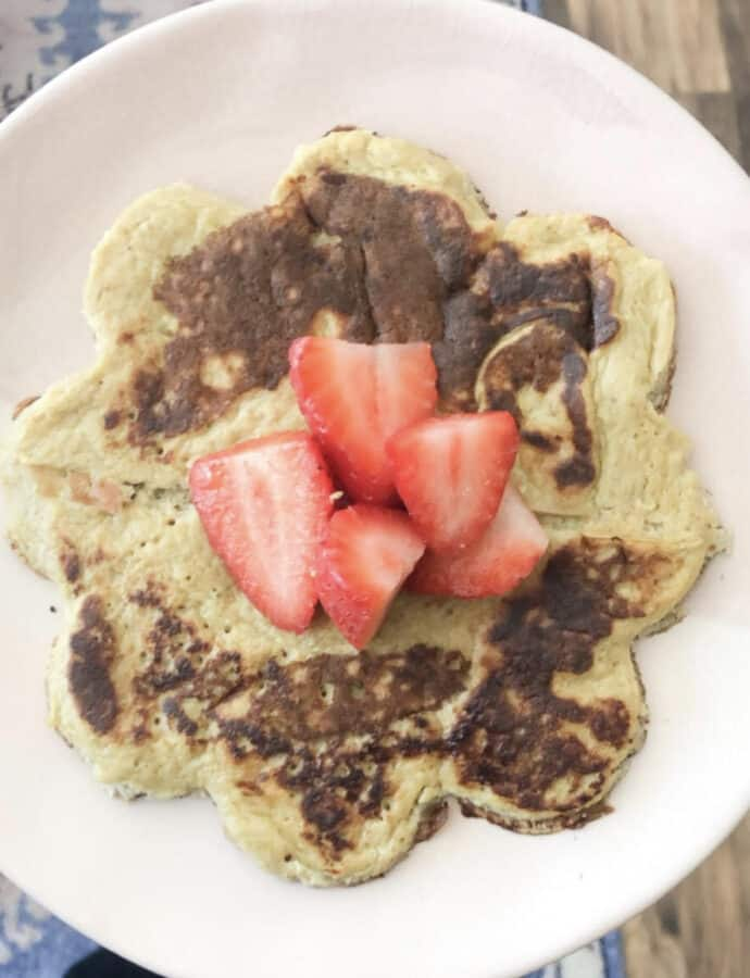Protein Loaded Pancakes