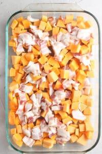 AIP breakfast, Bacon Apple Butternut Squash (Paleo AIP Breakfast & Side)
