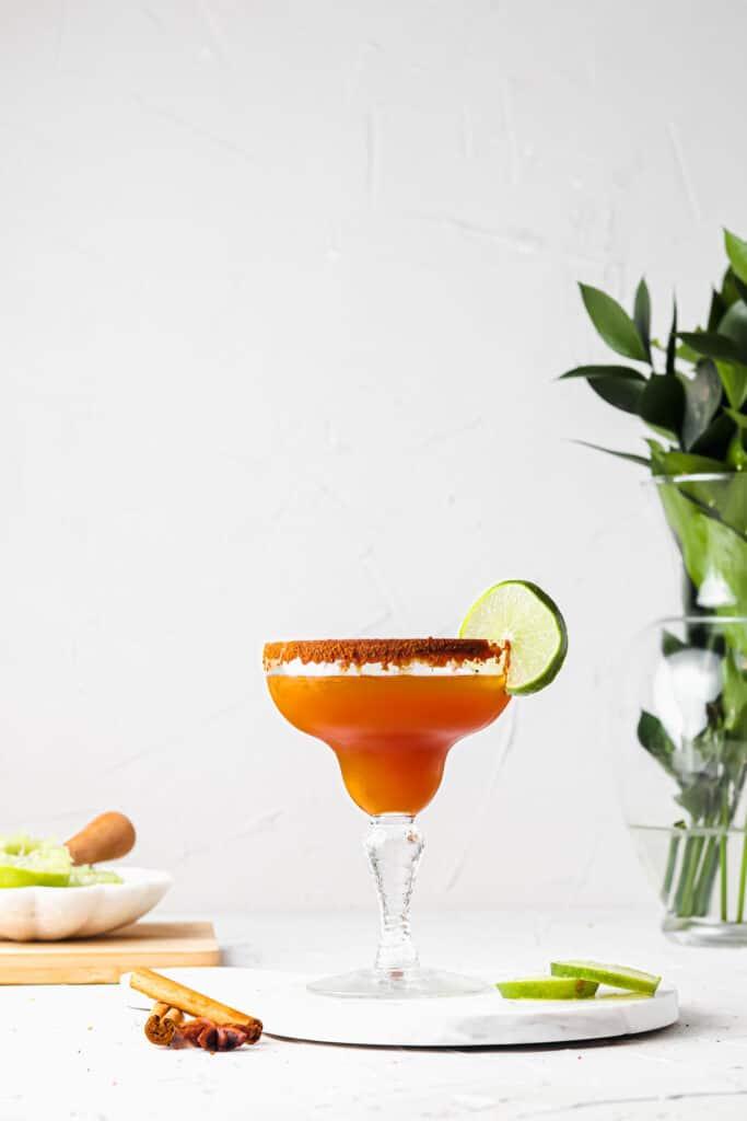 Apple margarita mocktail, Apple Margarita Mocktail (REFINED SUGAR FREE)