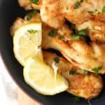 chicken on plate 1