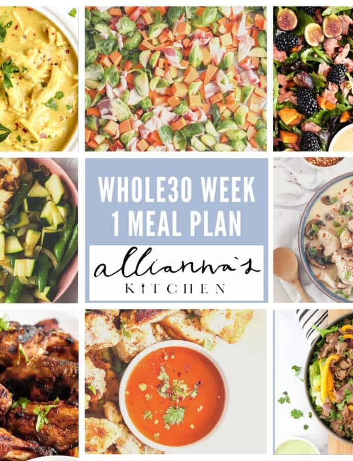 whole30 week1