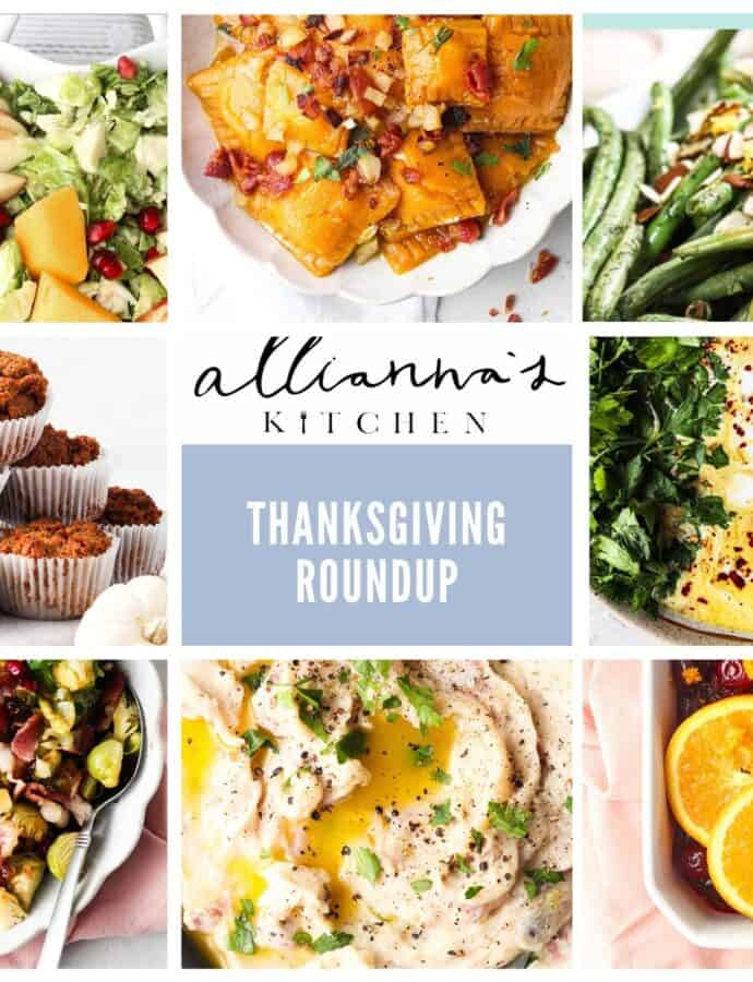 Paleo Thanksgiving Recipes Roundup