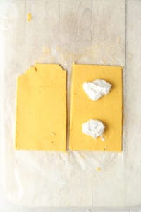 cheese stuffed ravioli