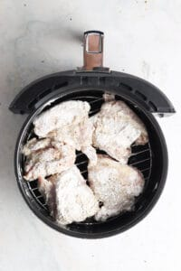 Crispy Air Fried AIP Chicken Thighs 2