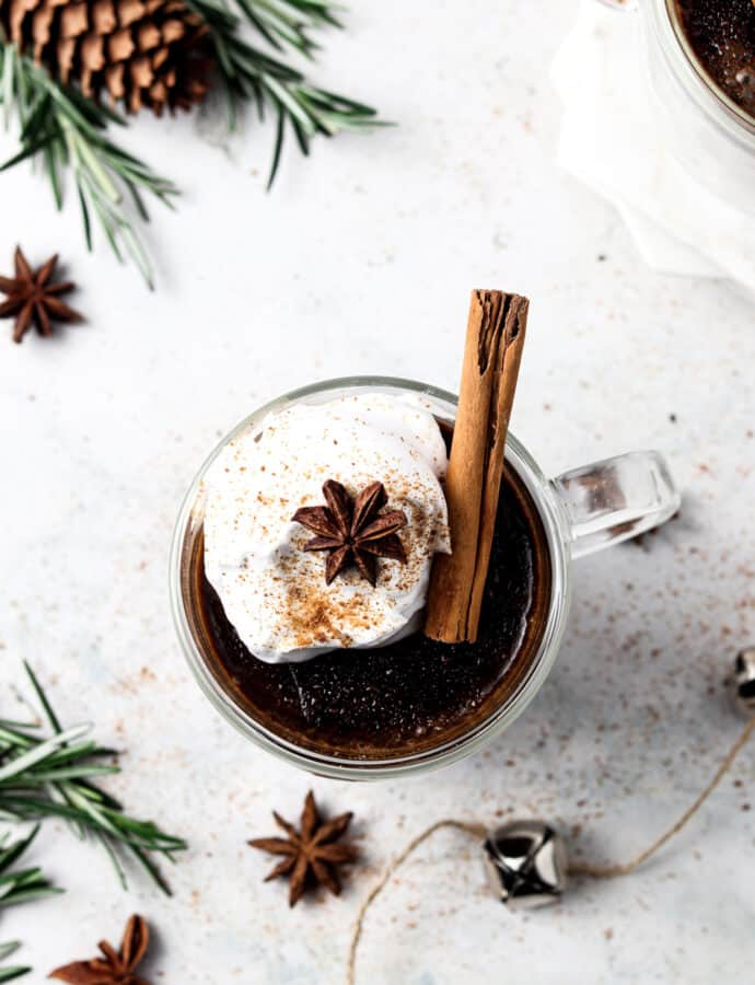 AIP Hot Chocolate (Paleo, Refined Sugar Free, Dairy Free)