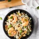 Shrimp Fried Cauliflower Rice 2 scaled