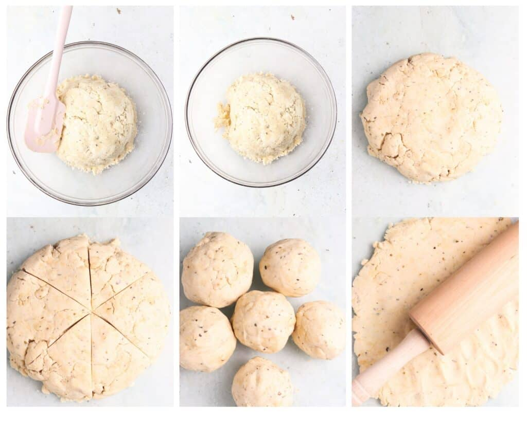 aip tortillas step by step photos