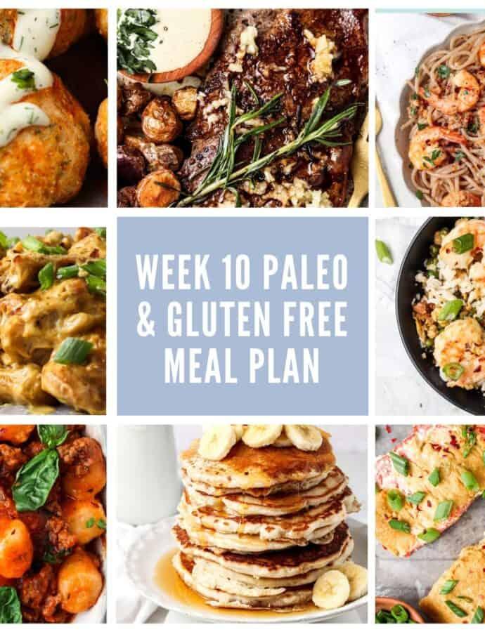 gluten free paleo meal plan 10