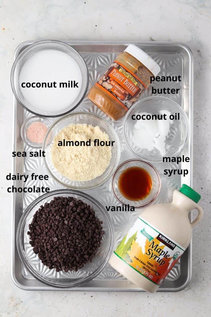 vegan buckeye ingredients