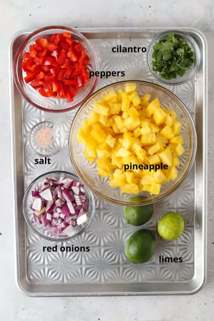 pineapple pico ingredients