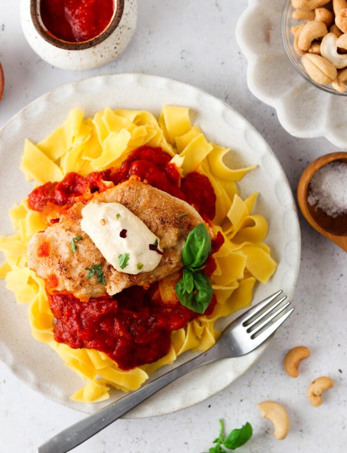 Paleo Chicken Parmesan 4 scaled