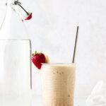 strawberry banana and mango smoothie 12 scaled