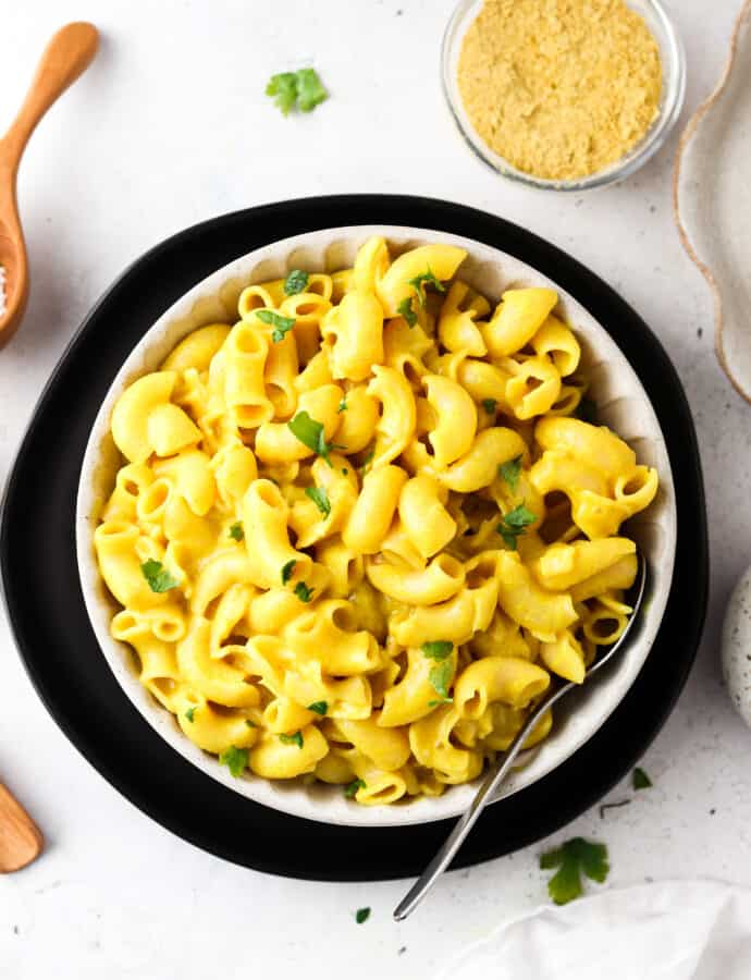 Paleo Mac and Cheese (Nut Free, AIP, Whole30)